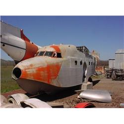 Grumman albatross HU16 / CSR 101 (Parts) - Includes matching wings, tails, and control surfaces