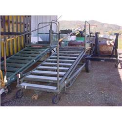 Portable staircase