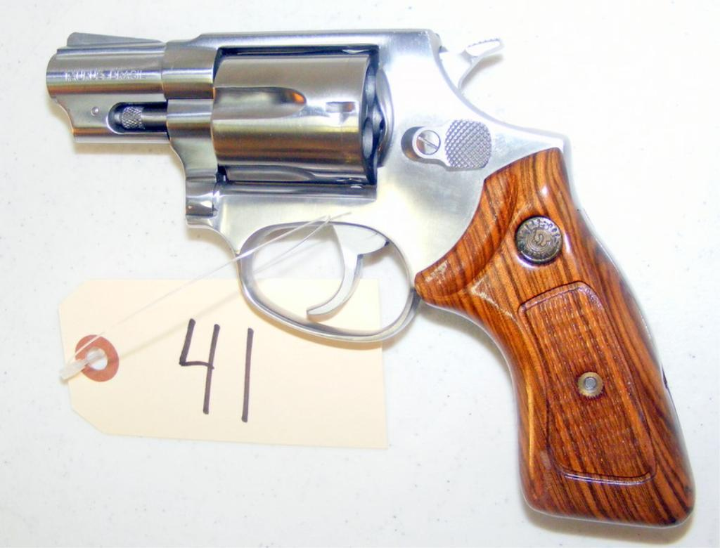 TAURUS 85  38 SPECIAL SINGLE ACTION REVOLVER
