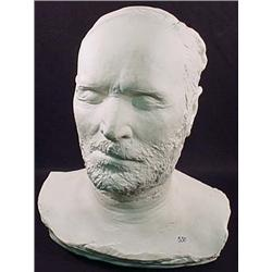 GENERAL SHERMAN LIFE MASK BUST - 2ND GENERATION -