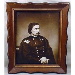 C. 1865 CIVIL WAR ERA PHOTOGRAPH OF GENERAL G. K.