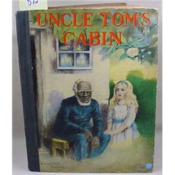 "C. 1926 ""UNCLE TOM'S CABIN"" HARDCOVER BOOK - YOUNG"