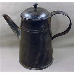 CIVIL WAR ERA COFFEE POT