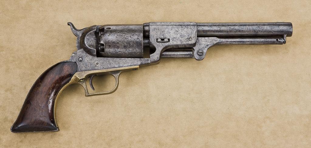 "Original Colt Whitneyville-Hartford Dragoon (aka ""Transition"