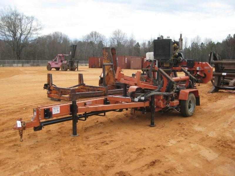 Woodmizer Sawmill For Sale >> Woodmizer Lt70 Super Hydraulic Sawmill