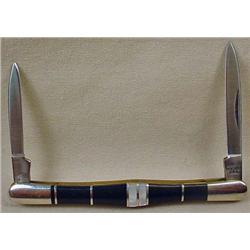 VINTAGE CAMILLUS NO. 49 PEN KNIFE - W/ Mother of P