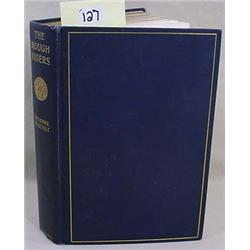 """1902 """"THE ROUGH RIDERS"""" BY T. ROOSEVELT HARDCOVER"""