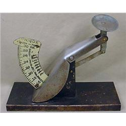 VINTAGE SPECIALTY EGG SCALE