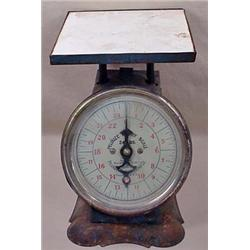 1903 PELOUZE FAMILY SCALE