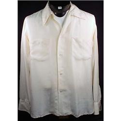 WW2 GERMAN NAZI SILK SHIRT