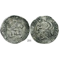 "Westfriesland, United Netherlands, ""lion"" daalder, 1626, rare."
