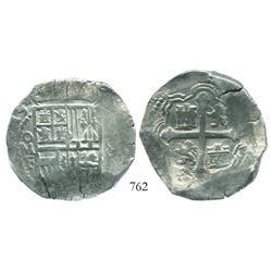 Mexico City, Mexico, cob 8 reales, (16)13F.