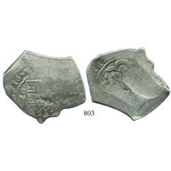 Mexico City, Mexico, cob 8 reales, (1)716(J), rare.