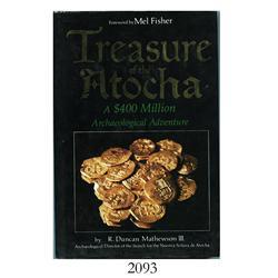 Mathewson, R. Duncan, III. Treasure of the Atocha (1986).