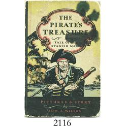 Wilson, Edw. A. The Pirate's Treasure (1926, 11th ed).