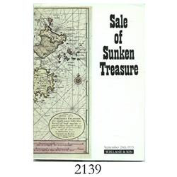 Lane & Son, W.H. (Penzance, England). Sale of Sunken Treasure (September 26, 1975).