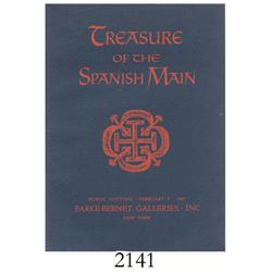 Parke-Bernet Galleries (New York). Treasure of the Spanish Main. (February 4, 1967).