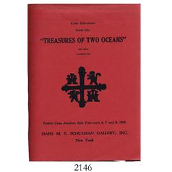 Schulman Gallery (New York). Treasures of Two Oceans (February 6-8, 1969), with prices realized.