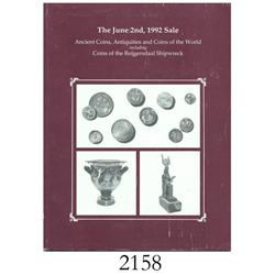 Superior Galleries (Beverly Hills, CA). Ancient Coins, Antiquities and Coins of the World including