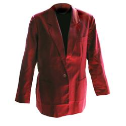 Deo Fisher's blazer (women's), all proceeds going to the Michael Abt Jr. Have a Heart Foundation.