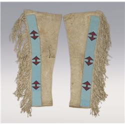 Blackfoot Beaded Leggings