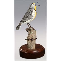 Connie Tveteen, original wood sculpture