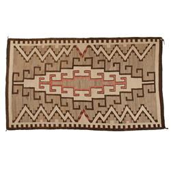Navajo Weaving, 108  x 64 , C. 1910