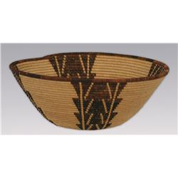 "Panamint Basket, Mid 20th century, 2 1/2"" x 6 1/2"""