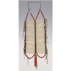 Northern Plains Man's Breastplate, 19th century