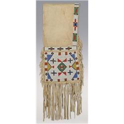Sioux Saddle Bags, C. 1890, excellent condition