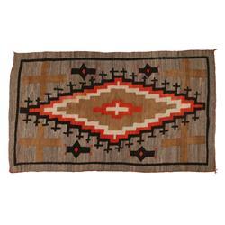 "Navajo Weaving, 92"" x 55"", 1910s, fine condition"