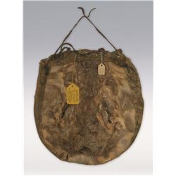Chippewa Medicine Dance Bag, C. 1870, Belonged to Old Wrinkle Meat.