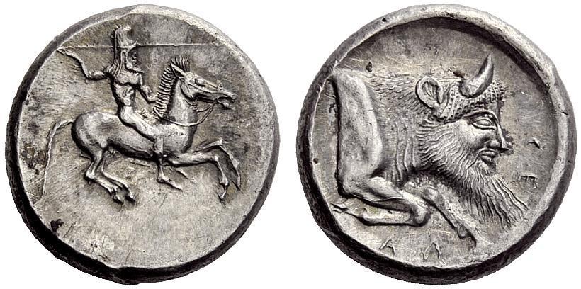 Greek coins, Attica, Athens, Tetradrachm