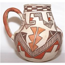 ACOMA POTTERY PITCHER
