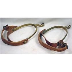 PAIR OF C. 1880'S INDIAN WAR US CAVALRY OFFICER'S