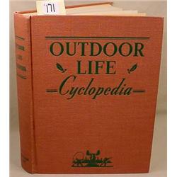 """1942 """"OUTDOOR LIFE CYCLOPEDIA"""" HARDCOVER BOOK - A"""