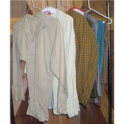LOT OF HANDMADE CIVIL WAR REENACTMENT UNIFORM PIEC