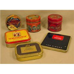 LOT OF TOBACCO TINS - Incl. State Express, Troost,