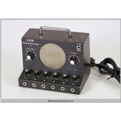 L & M Sound Reader
