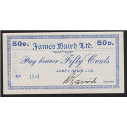 James Baird Ltd.1918
