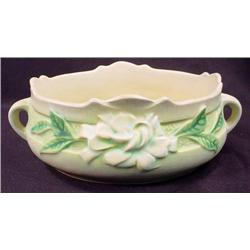 ROSEVILLE GARDENIA BOWL - 626-6  - No Chips or Cra