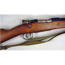 VINTAGE SINGLE SHOT BOLT ACTION RIFLE - Age Unknow