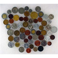 LARGE LOT OF FOREIGN COINS - Incl. Germany