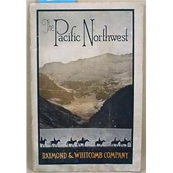 1920 PACIFIC NW NATL. PARKS TOUR BOOKLET - By Raym