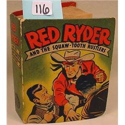 """1946 """"RED RYDER AND THE SQUAW TOOTH RUSTLERS"""" BETT"""