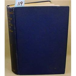 """1904 """"THE TRAIL OF LEWIS AND CLARK"""" VOL. 1 HARDCOV"""