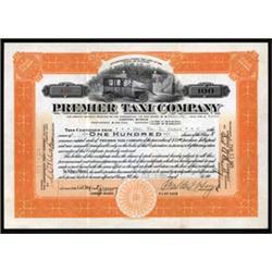 Premier Taxi Company