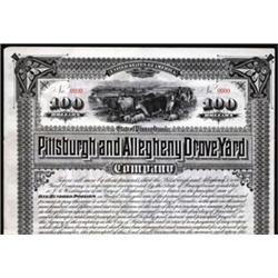 Pittsburgh and Allegheny Drove Yard Company