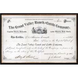 Grand Valley Ranch and Cattle Company