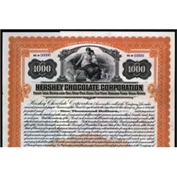 Hershey Chocolate Corporation